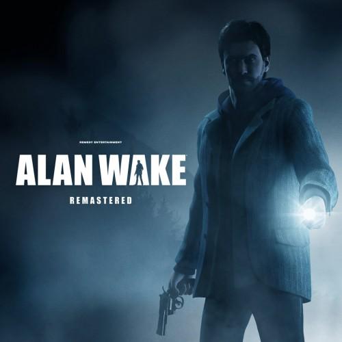 Alan Wake Remastered PS4 & PS5