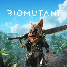 Biomutant PS4 & upd PS5