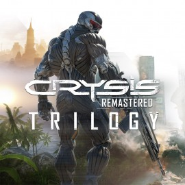 Crysis Remastered Trilogy PS4 & upd PS5