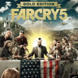 Far Cry 5 Gold Edition (DLC + Far Cry 3 Classic Edition)