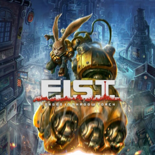 F.I.S.T.: Forged In Shadow Torch PS4 & PS5