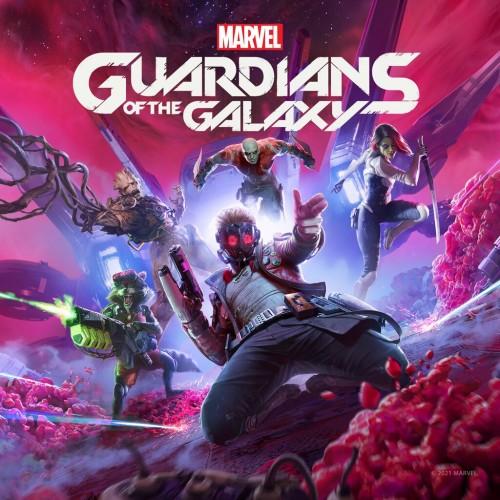 Стражи Галактики Marvel PS4 & PS5