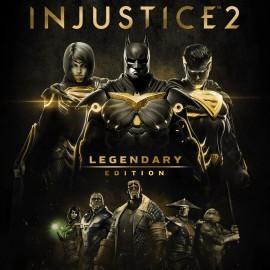 Injustice 2 - легендарное издание