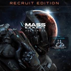 Mass Effect: Andromeda — стандартное издание рекрута