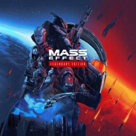 Mass Effect издание Legendary PS4 & upd PS5