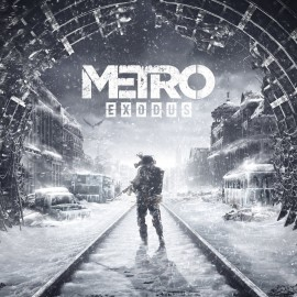 Metro Exodus Gold Edition PS4 & PS5