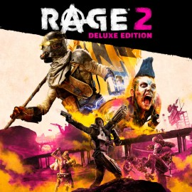 RAGE 2: Deluxe Edition PS4 & upd PS5