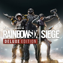 Tom Clancy's Rainbow Six Siege Deluxe Edition PS4 & PS5