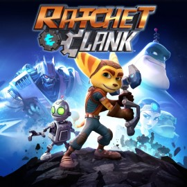 Ratchet & Clank PS4 & upd PS5