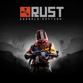 Rust Console Edition PS4 & upd PS5
