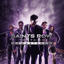 Saints Row: The Third Remastered PS4 & PS5