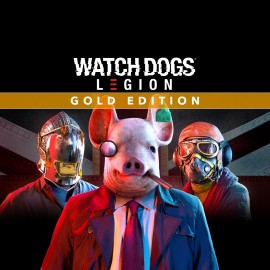 Watch Dogs: Legion - Gold Edition PS4 & PS5 + Watch Dogs: Complete Edition