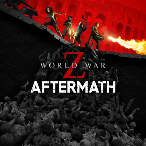 World War Z: Aftermath PS4 & upd PS5