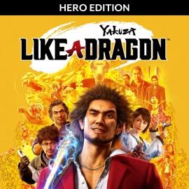 Yakuza: Like a Dragon Hero Edition PS4 & PS5
